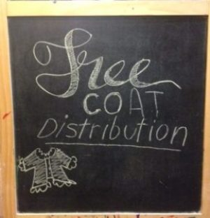 COAT DISTRIBUTION